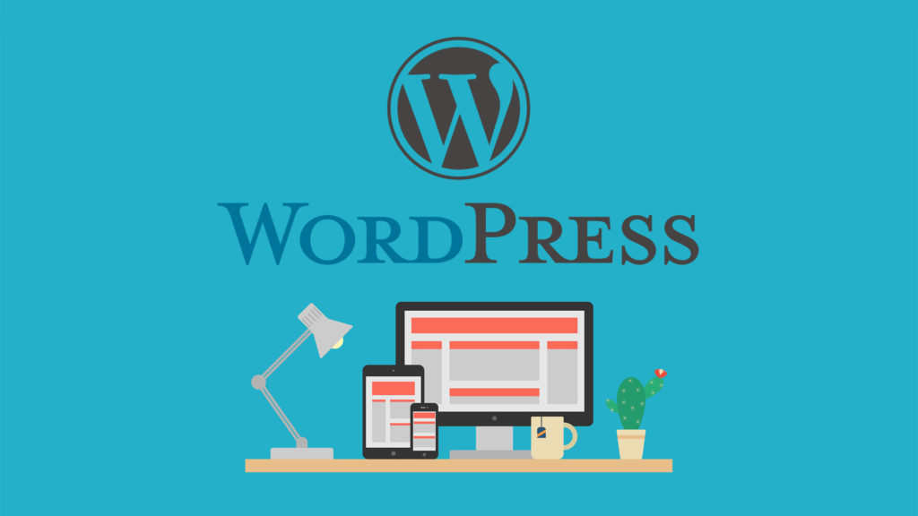 Build a Professional Business or Personal WordPress Website Course Cover